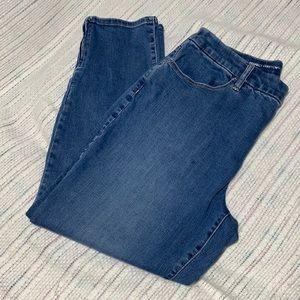 Chico's girlfriend slim leg ankle jean